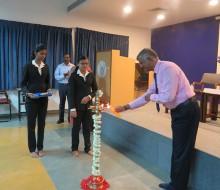 MBA -19th Batch Inauguration